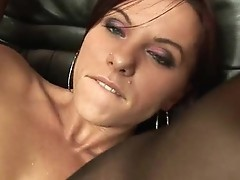 Horny whore has her wide open anus hole