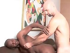 Collin O'Neal and Rodrigo Beckmann gay