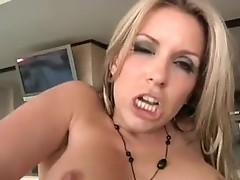 Busty sweetie Courtney Cummz Wanted to have her Boobies Creamed after the bang