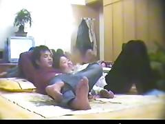 Chinese pair spy webcam asian amateur