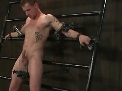 Christian Trent gets his tortured