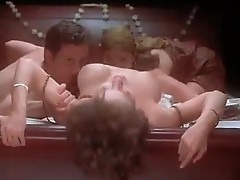 Trio romantic sex scene of ALyssa Milano