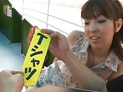 An Mashiro Asian porn star