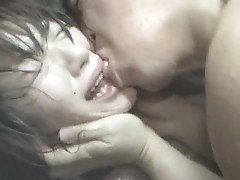 Akari Hoshino Asian open-air hard