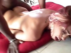 Satine Phoenix acquires her large booty destroyed
