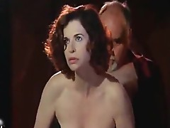Mature brunette celebrity Anna galiena