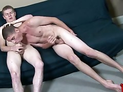 Str8 chaps Sam and reed go gay