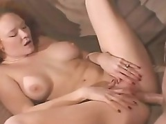 Cutie Audrey Hollander cant receive enough hard cock fucking tight asshole