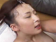 Asians Cum Brushing Jizz Eating and Asian Bukkake VIP Summer Inside 2004