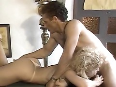 Strong orgasm onto the billiard table