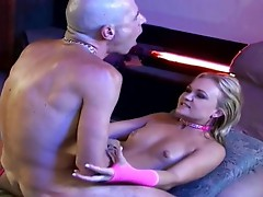 Video of a girl fucking a guy in the ass