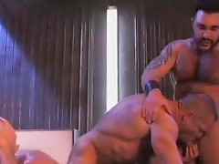 Charlie Fabravo, Nick Angelo, Nick Cezar, Peter Axel, Tober Brandt - muscle party