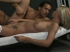Busty Blonde Brooke biggs cant live without great pisser plowing pussy and nutting on tits
