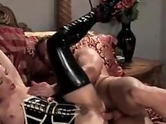 Ribald Beautiful DAna DeArmond gets a Nice fuck on tthis guy twat she deserved