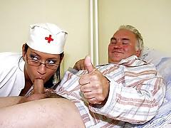 Sexy hospital Nurse scene