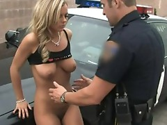 Bree Olson having busted