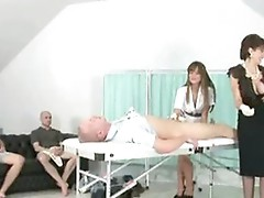 Lady Sonia - Handjob Audition One
