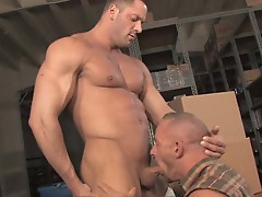 Erik Rhodes and Samuel Colt
