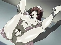 Anime porn hot anime girls getting fucked and breast sucking machines