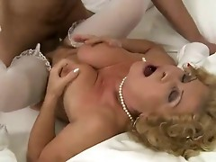 Granny in maids outfit porn vids