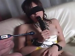 Asians babes get fucked by big cocks