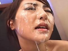 Asian hardcore nude woman