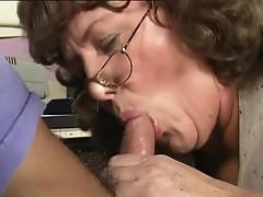 Old mom porno big cock