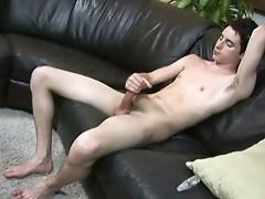 Alex Vaara busting his nuts and jerking