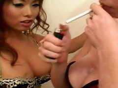 Hawt young sluts getting fucked