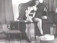 Vintage Fetish hotty
