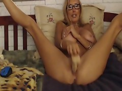 Hardcore large Boobs Blonde show hd