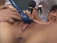 Hairy pussy and big dicks fucking video