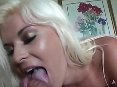 Shay golden Lusty Blonde chick love the hard double sex