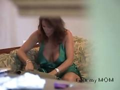 Hidden web camera movies