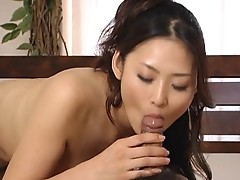 Huge cock sucking pov