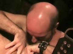 Behind the porno scene
