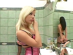 The best porn scenes of two man in one lady