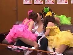 Japanese av girls