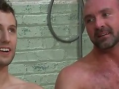 Josh and kyler hunky males extraordinary s&m