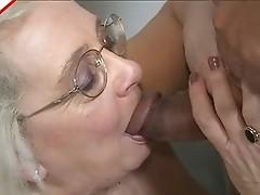 Old sweet big momma sucking
