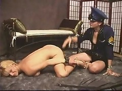 Police Woman Brutality