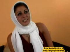 Arab Hooker Blowjob
