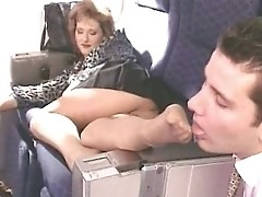 Carrie Jones in 'Kerry's foot fantasies'