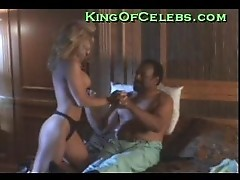 Victoria Pratt hot tits and ass in a sex scene