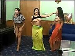 sexy arab strip