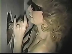Slut Tiffany at the glory hole 03