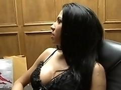 Kayla Carrera is a legendary Latina sex mort making yum-yum like singing a song