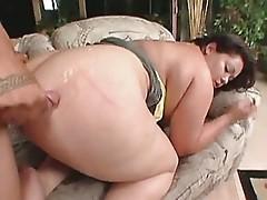 BIG BUTT ASIAN