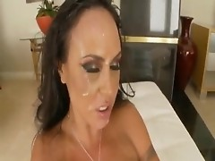 Hot pounding of Mariah Milano in the white villa