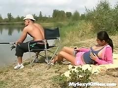 Fishing and fucking